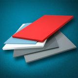 Panneau rigide en PVC de couleur pour la publicité de l'impression