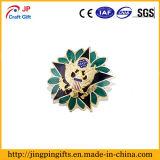Distintivo su ordinazione del metallo dello smalto della Cina