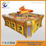 Rey de Kirin del fuego de la máquina de juego de la pesca de Teasures con la cabina de lujo
