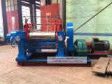 Abrir o rolo de duas máquinas da fábrica de mistura de borracha