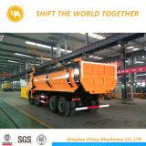 Shacman 6X4 290HP 덤프 트럭 팁 주는 사람 트럭