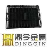 Großer Menge-Hundehaustier-Rahmen mit ABS Tellersegment