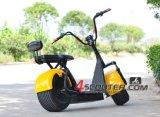 1000W 60V E Autoped/Brushless Motor Citycoco/de Maximum Elektrische Autoped van de Lading 180kgs