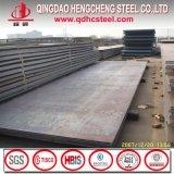 Placa de aço resistente da abrasão laminada a alta temperatura