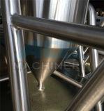 Réservoir de stockage en acier inoxydable mobiles avec chauffage électrique