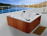 Sanitaire Hete Ton Massage Freestanding Outdoor SPA (m-3312)