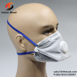 Het goedkope Vouwbare Masker van het Stof van het Stootkussen van de Neus
