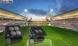 시민 옥수수 속 Meanwell 15 30 60 도 경기장 축구 스포츠 법원 LED 플러드 점화 300W 300 와트