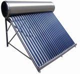 Kupferner Ring des Grad-einer, der Solarwarmwasserbereiter vorwärmt