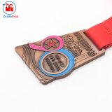 Commemorare la medaglia d'escursione internazionale del metallo