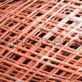 Lamina di metallo perforata rivestita del PVC