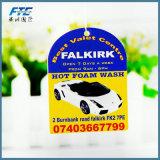 Papierauto-Erfrischungsmittel für Förderung