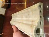 Il PVC di alta qualità ha imitato la scheda di marmo