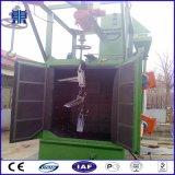 Spätester Technologie-Aufhängungs-Typ Granaliengebläse-Maschine/Reduzierstück-Shell-entzunderndes Oberflächengerät