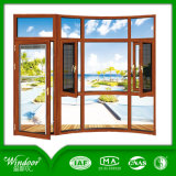 Grill Design Standard European Insulating Glasspvc Window