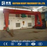 20 Tonne Kaiyuan elektrischer Hebevorrichtung-Portalkran für das Wählen