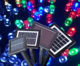 Regulador de la luz del panel solar del picovoltio del vidrio con la batería Polycrystal 15*13