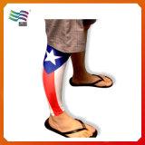 Luva personalizada do pé para esportes na venda (HY-AF907)
