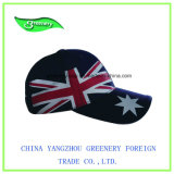 La Bandera Nacional de Béisbol de la impresión de la Marina Sport Cap