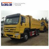 De op zwaar werk berekende Vrachtwagen van de Stortplaats van Sinotruk HOWO 6*4 371HP