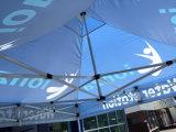 Billig 3X3m knallen oben Kabinendach-Zelt mit dem gedruckten Zoll
