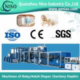 China-Frequenz-Windel-Auflage-Maschine mit Qualität (YNK400-FC)