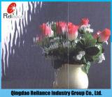 Vidro de teste padrão desobstruído da flora/figura vidro /3mm/3.5mm/4mm/4.5mm/5mm/5.5mm/6mm