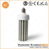 Lámpara del maíz del aluminio E40 LED de la aleta de la UL Lm79 100W