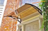 عمليّة بيع حارّ جديد تصميم فحمات متعدّدة [فرونت دوور] يتيح [ديي] بلاستيكيّة [2-بكس] [ميل وردر] ظلة