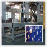 Автомат для резки угловойого блока полистироля