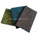 容易な適性の床の連結の形はゴム製床タイルをインストールする