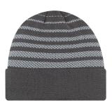 編まれた方法帽子の帽子のカスタム冬の帽子