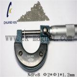 Ck 235 NdFeB 자석 급료 Φ 2*Φ 1*1.2mm