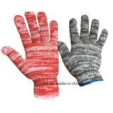 Установленными на заводе пружинами/Red-Black Gray-White/подготовка рабочей смеси цветной хлопок вязаные рукавицы