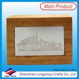 Trophée en bois de souvenirs de la plaque de bois