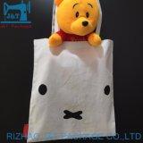 Lienzo personalizado de calidad superior de la bolsa de algodón Bolsa de algodón, personalizado, capaz de plegado de algodón Bolsa de compras
