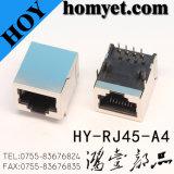 Alta Qualidade Conector fêmea RJ45/RJ45 Conector da PCB para computador (HY-FJ45-A4)