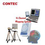 ContecデジタルのポータブルKt88 16チャネルEEGの脳波図装置
