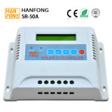 Contrôleur solaire de charge de l'énergie solaire 48V 50A pour le système de panneau solaire utilisé dans la maison (SRAB50)