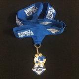 Aleación de zinc medallas de metal 3D