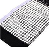 rede preta de nylon de Pong do sibilo da borda branca do comprimento de 1.75m