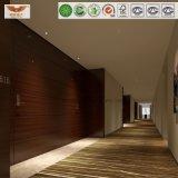 Корридор-Стены обшивают панелями для проектов мебели гостиницы
