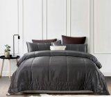 100%年のクワ絹の慰める人の寝具をキルトにするTaihuの雪の絹OEM Oeko-Tex