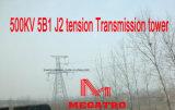 Torretta della trasmissione di tensionamento di Megatro 500kv 5b1 J2