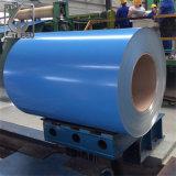 La pente PPGI de JIS G3312 CGCC a enduit la bobine d'une première couche de peinture en acier galvanisée