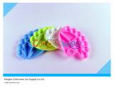 палитра искусствоа 14.5*10.5cm цветастая для малышей и студентов (рыбы)
