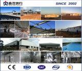 Het Huis van het Gevogelte van het staal met het Frame van het Staal van de h- Sectie in Hoogte versterkt