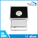 Diodo Emissor de Luz Flood Light de CE/RoHS COB Bridgelux 70W