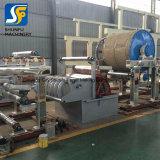 Shunfu 기계 상표에서 기계 장비를 재생하는 787 유형 화장지