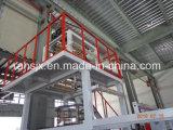 Máquina del moldeo por insuflación de aire comprimido de la película de HDPE/LDPE